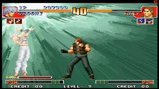 getlinkyoutube.com-King of Fighters 97 play as OROCHI +download link