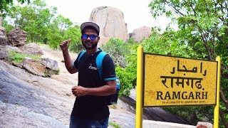 SHOLAY SHOOTING LOCATION AFTER 44 YEARS   RAMGARH VLOG   NB VLOGS
