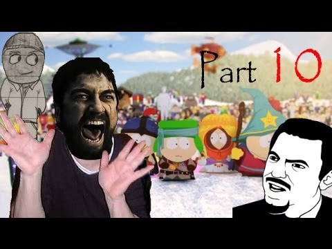 South Park: The Stick of Truth - Lets Mock - Part 10 |Hardcore/Funny|