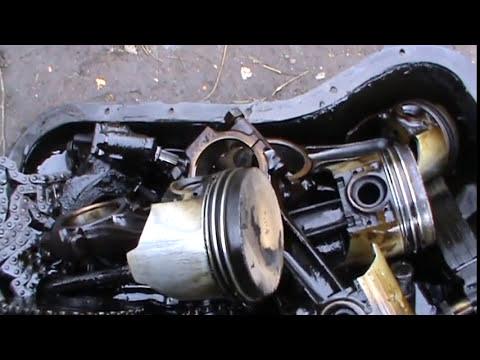 Капремонт двигателя ВАЗ 2107 инжектор