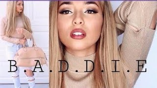 getlinkyoutube.com-HOW TO LOOK TUMBLR AF | Type: Baddie