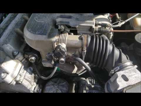 BMW E36 Rough Idle & Stalling Diagnosis