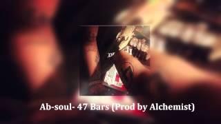 getlinkyoutube.com-Ab-Soul - 47 Bars Prod by Alchemist (Capital Steez Tribute)