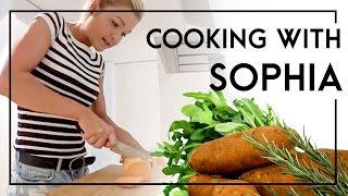 getlinkyoutube.com-Sonntag | Full day of eating | mit Zubereitung und Tipps - Sophia Thiel