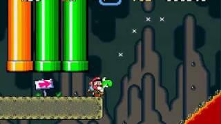 getlinkyoutube.com-Zagrajmy w Super Mario World (część 7) Cholerne Save'y !