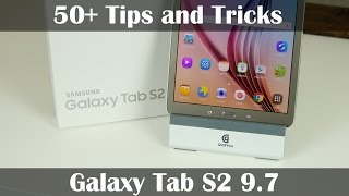 "getlinkyoutube.com-50+ Tips and Tricks for Samsung Galaxy Tab S2 9.7"""