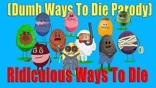 getlinkyoutube.com-Dumb Ways to Die Parody —Ridiculous Ways To Die
