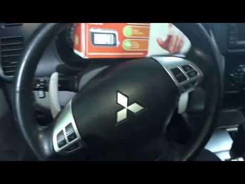 Автозапуск на Mitsubishi Pajero Sport. Установка, обзор сигнализации StarLine А93 Как это работает?