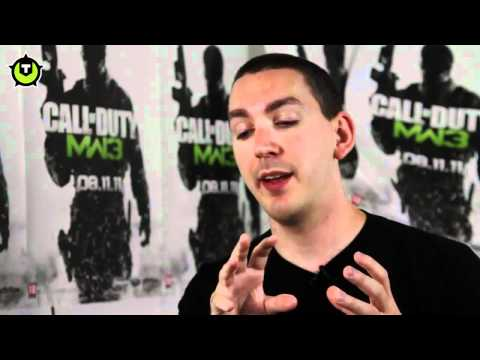 MW3 Quickscoping Confirmed!!!  Robert Bowling Modern Warfare 3 Interview!