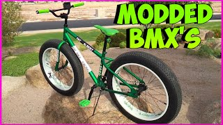 "getlinkyoutube.com-GTA 5 GLITCHES *SOLO*  How to get ""MODDED BMX'S"" on your bike rack Patch 1.29"