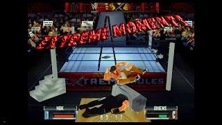 getlinkyoutube.com-BEST EXTREME MOMENTS!!!!!! WWF NO MERCY 2K16 MOD