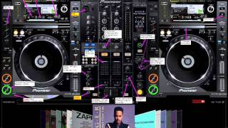 getlinkyoutube.com-New Virtual Dj Skins 2013 (Pioneer CDJ 2000 and more). Free Downlaod.