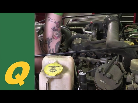 Project TJ:  Overlander - Radiator Removal and Install of Mishimoto Radiator and Hose Kit