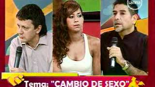 getlinkyoutube.com-CAMBIO DE SEXO. DAVID RUIZ VELA.Frecuencia Latina -Amor Amor Amor. parte 4