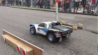 getlinkyoutube.com-HPI Baja 5sc at CAR FEST 2012!