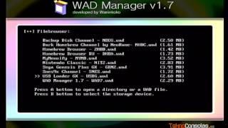 getlinkyoutube.com-How To Install Usb Loader GX Wii 4 3