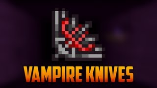 getlinkyoutube.com-Terraria - Vampire Knives from Hard Mode Dungeon