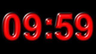 getlinkyoutube.com-10 sec COUNTDOWN (v.68) simply + sound effect !