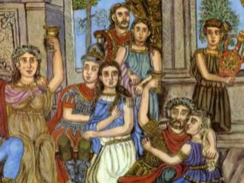 Νίκος Ξυλούρης - Ερωτόκριτος (Τα θλιβερά μαντάτα)