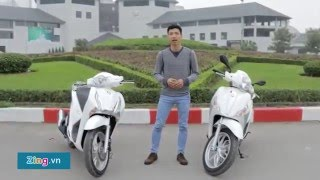 getlinkyoutube.com-Piaggio Medley ABS vs Honda SH 125