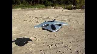 getlinkyoutube.com-AirShip Endurance VTOL, RC model, project  AirShip Technologies Group (ATG)