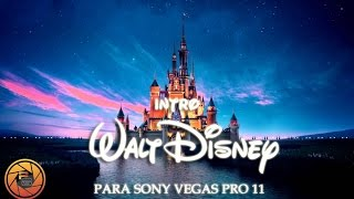 getlinkyoutube.com-Intro Walt Disney Editable para Sony Vegas Pro 11