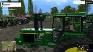 getlinkyoutube.com-Farming Simulator 15 Mod Spotlight :: John Deere's!