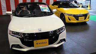 getlinkyoutube.com-HONDA S660 α 6MT車 【エアロ装着車】