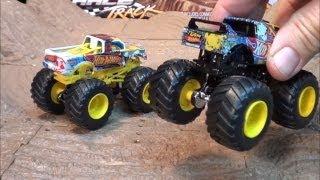 getlinkyoutube.com-New Model 2013 Team Hot Wheels Firestorm Monster Jam