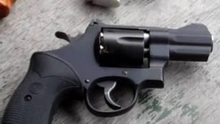"getlinkyoutube.com-Smith & Wesson 325 review, Nightguard .45 ACP, ""STREET COP, STRAIGHT TALK"""