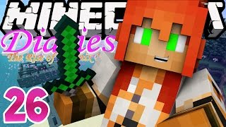 The Admirer  | Minecraft Diaries [S1: Ep.26] Roleplay Survival Adventure!