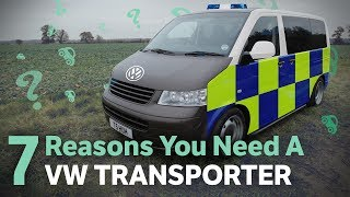 7 Reasons Why You Need To Own A VW Transporter T5