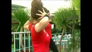 getlinkyoutube.com-Contoh Senam Aerobic Gerakan Pendinginan