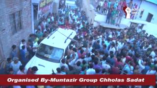 "getlinkyoutube.com-Full Video FARHAN ALI WARIS Grand Reception in""Chholas Sadat""Up India International JASHN-E-MUNTAZAR"