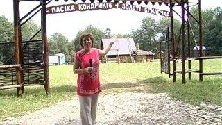 getlinkyoutube.com-Екологічну пасіку відкрили на Коломийщині