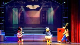 DISNEY LIVE!Mickey's Music Festival 2011@ Marina Bay Sand Grand Theater (Part1)