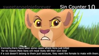 getlinkyoutube.com-Everything Wrong With The Lion Guard Return Of The Roar