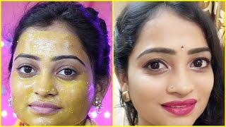getlinkyoutube.com-How to get Healthy Glowing Skin in Winter / Face Pack, Moisturizer for Dry Skin - Skin Care Routine