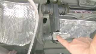 getlinkyoutube.com-【ハイエース200系】車高の下げ方【前編】 トーションバーの説明 車検対応です。