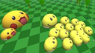 getlinkyoutube.com-Biome3d - Agario 3D Funny Moment