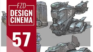 Design Cinema – EP 57 - Digital Marker & Cintiq 24HD Review