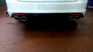 Kranker Sound :) Golf 7 R Variant Klappenanlage by asg-sound