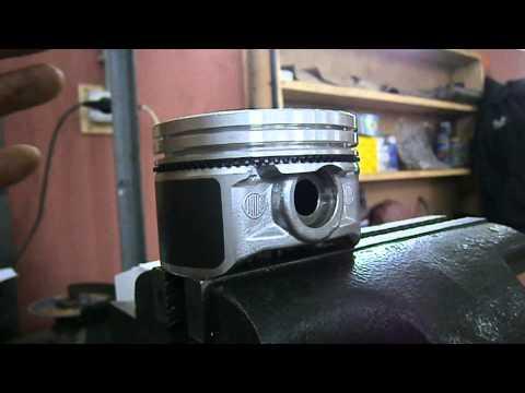 Chery Tiggo - Сборка двигателя (SQR481FC).