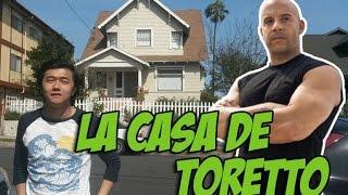 getlinkyoutube.com-VLOG: LA CASA DE DOMINIC TORETTO (FAST & FURIOUS)