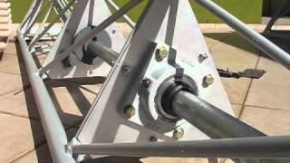 getlinkyoutube.com-Rotor Caseiro - PU5WEB parte 1/1