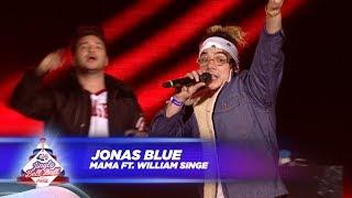 Jonas Blue   'Mama' FT. William Singe   (Live At Capital's Jingle Bell Ball 2017)