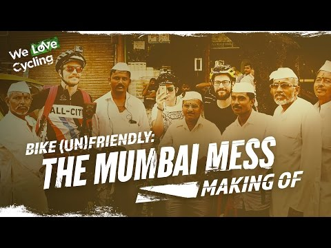 Making Of Bike Unfriendly: The Mumbai Mess