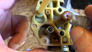 getlinkyoutube.com-How To Repair A Briggs and Stratton Pulsa Prime Carburetor Part 1