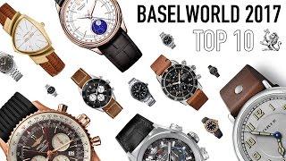 My Baselworld 2017 Top 10 So Far - Omega, Sinn, Rolex, Hamilton, Seiko, Zenith, Tag & More (WWT#80)