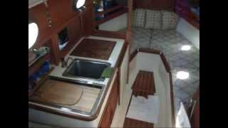 getlinkyoutube.com-Alessandra the 20ft sailboat